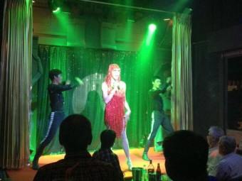 cabaret show at new Ram Bar 520px