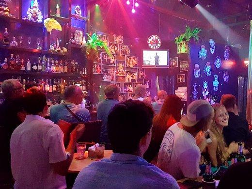 Ram bar Chiang Mai - the most popular gay bar