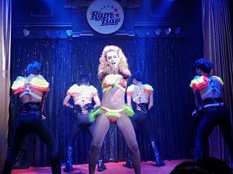 sexy cabaret at ram bar chinagmai