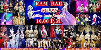 Ram Bar Chiang Mai - cabaret show every night